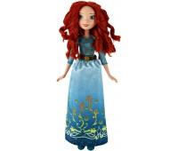 B6447. Классическая модная кукла Принцесса. В ассортименте: Мулан, Жасмин, Мерида, Покахонтас. Disney Princess. Hasbro