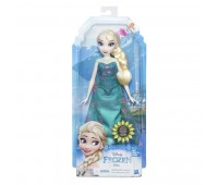 B5164_B5165. Модная кукла Холодное Сердце Эльза. Disney Princess. Hasbro