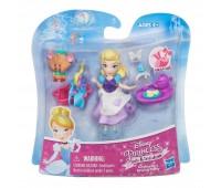 B5331. Игровой набор маленькая кукла Принцесса и ее друг в ассорт. Disney Princess. Hasbro