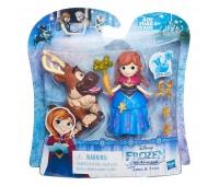 B5185. Игровой набор маленькие куклы Холодное сердце с другом в ассорт. Disney Princess. Hasbro