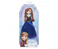 B5161_B5163. Классическая кукла Холодное Сердце Анна. Disney Princess. Hasbro