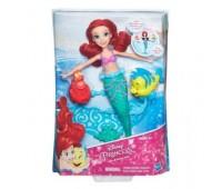 B5308. Ариель плавающая в воде. Disney Princess. Hasbro