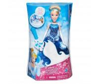 B5295. Модная кукла Принцесса в юбке с проявляющимся принтом в ассорт. Disney Princess. Hasbro