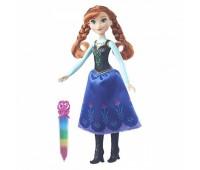 B6162. Модная кукла Холодное Сердце с сияющим нарядом в ассорт. Disney Princess. Hasbro