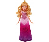 B6446. Классическая модная кукла Принцесса. В ассортименте: Белоснежка, Аврора, Белль, Тиана. Disney Princess. Hasbro