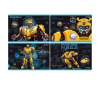 TF19-241 Тетрадь для рисования Kite Transformers BumbleBee Movie, 12 листов TF19-241. Kite