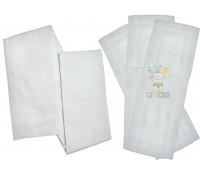 ВК2-01. Комплект вкладышей для трикотажных подгузников с карманом Easy Size. Эко-Пупс