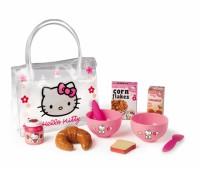"""Smoby. Bao. Набор """"Завтрак"""" Hello Kitty в сумочке. 024353"""