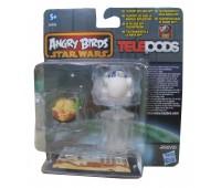 A6058-18. Игровой набор Angry Birds - дополнительные персонажи, Люк Скайуокер и Р2-Д2. Star wars. Hasbro