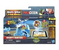A6092-3. Игровой набор Angry Birds Дженга: Битва, Bounty Hunters. Star wars. Hasbro