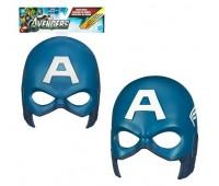 A1828-1. Маски Мстителей, Капитан Америка. Hasbro