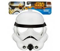A8552-3. Маска Звездных Войн, Штурмовик. Star wars. Hasbro