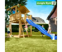 401_013. Jungle Chalet. Jungle Gym