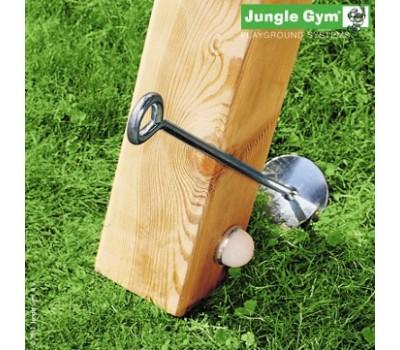 201_320. Ground Anchors. Jungle Gym