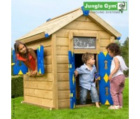 430_150. Jungle Playhouse. Jungle Gym