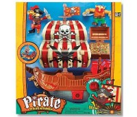 K10754. 2001240 Пиратский корабль, игровой набор. KeenWay