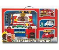 K12636. 2001290 Пожарный участок, игровой набор. KeenWay
