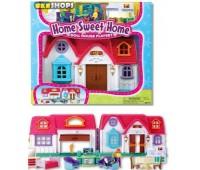K20151. 2001039 Кукольный дом, игров.набор. KeenWay