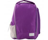 K19-610S-2 Сумка для обуви с карманом Kite Education Smart K19-610S-2, фиолетовая. Kite