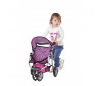 9671. 2026001 Коляска прогулочная для куклы