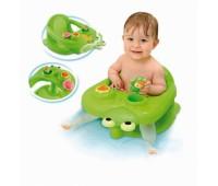 """Smoby. Bao. Cotoons. Круг-жабка Cotoons """"2в1"""" для игры в воде с сидением и отдвигающимся столиком. 211152"""