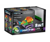 1330В. Набор 8 в 1. Модель с гусеницами (полностью цветная). Laser Pegs