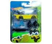 CDY00. Машинка-трансформер 2-в-1. Hot Wheels