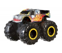 CFY42-3. Машина-внедорожник Монстр - мутант Monster Jam, тим. Hot Wheels