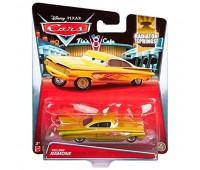 "W1938-18. Герои м/ф ""Тачки 2"" (в ас.) Disney Cars, Желтый Рамон (Radiator Springs) . Hot Wheels"