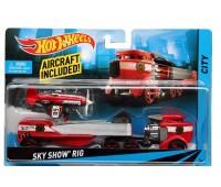 BDW51. Машина дальнобойщика Hot Wheels, в ас. Mattel