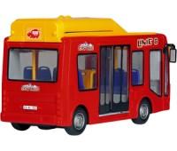 331 4321. Городской автобус с люком, 16 см. Dickie