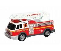 """34535-4. Спасательная техника """"пожарная"""" со светом и звуком Road Rippers. Toy State"""