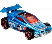 DJK75-7. Автомобиль Spectyte, серия Captain America, Spectyte. Hot Wheels