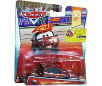 "W1938-12. Герои м/ф ""Тачки 2"" (в ас.) Disney Cars, Тимоти Двухтактный. Hot Wheels"