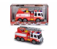 """Dickie. Функциональное авто """"Пожарная служба"""" со звуковыми, световыми и водными эффектами. 3308358"""