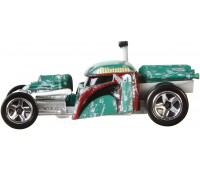 CGW35-7. Машинка-герой Боба Фетт (Boba Fett) серии Star Wars. Hot Wheels