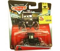 "W1938-19. Герои м/ф ""Тачки 2"" (в ас.) Disney Cars, Лиззи (Radiator Springs). Hot Wheels"