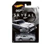 CGB72-4. Автомобиль Джеймса Бонда, Aston Martin (007 Координаты Скайфолл) . Hot Wheels