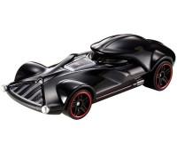 CGW35-3. Машинка-герой Дарт Вейдер серии Star Wars. Hot Wheels