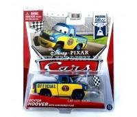 "W1938-10. Герои м/ф ""Тачки 2"" (в ас.) Disney Cars, Декстер. Hot Wheels"
