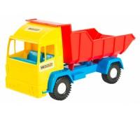 39208. Mini truck - игрушечный самосвал. Wader
