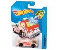 "BHR15-12. Машинка Hot Wheels "" Измени цвет "" (в ас.), Fire Eater. Hot Wheels"