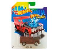 "BHR15-15. Машинка Hot Wheels "" Измени цвет "" (в ас.), Super Rig. Hot Wheels"