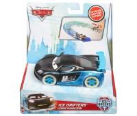 """CDN67-3. Машинка з м/ф """"Тачки"""" """" Гонки на льду"""" в ас.(3) Disney Cars, Льюис Хеммилтон. Hot Wheels"""
