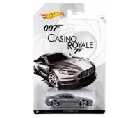 CGB72-1. Автомобиль Джеймса Бонда, Aston Martin (Казино Рояль) . Hot Wheels
