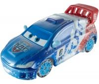 """CDR25-4. Базовая машинки з м/ф """"Тачки"""" """" Гонки на льду """" в ас. (15) Disney Cars, Рауль Заруль. Hot Wheels"""