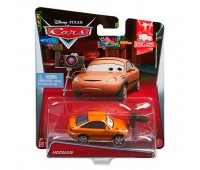 "W1938-23. Герои м/ф ""Тачки 2"" (в ас.) Disney Cars, Хуман (Lost and Found) . Hot Wheels"