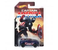 DJK75-4. Автомобиль RD-08, серия Captain America, RD-08. Hot Wheels