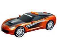 """33300. Машина Chevy Corvette C7 """"Шальные колеса"""". Toy State"""