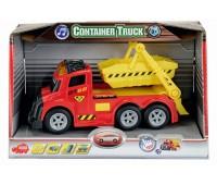 Dickie. Функциональное авто с контейнером со световыми и звуковыми эффектами. 3413581